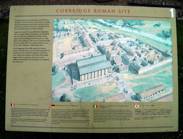Coria (Corbridge Roman Town)