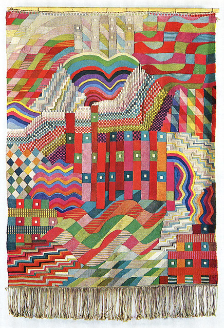 wary meyers gunta stolzl bauhaus weaving 1928. Black Bedroom Furniture Sets. Home Design Ideas