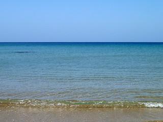صورة  Lara Beach. blue sea color beach water island europe mediterranean day turtle cyprus clear lara peninsula akamas