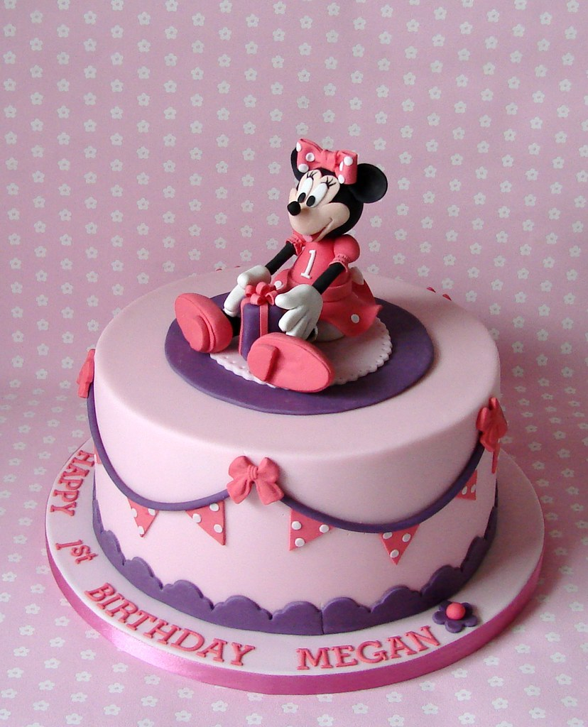 Minnie Mouse Images For Cake : Minnie Mouse Cake - a photo on Flickriver