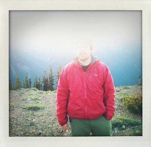 rock ben backpacking hiker roomwithaview quilcene iphone olympicnationalforest marmotpass buckhornwilderness