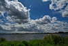 Great clouds today - Reeuwijkse Plassen, Reeuwijk, Netherlands