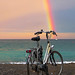 Pedalando verso l' iride- Cycling towards the 'rainbow