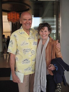 Richard Peck and Judy Blume