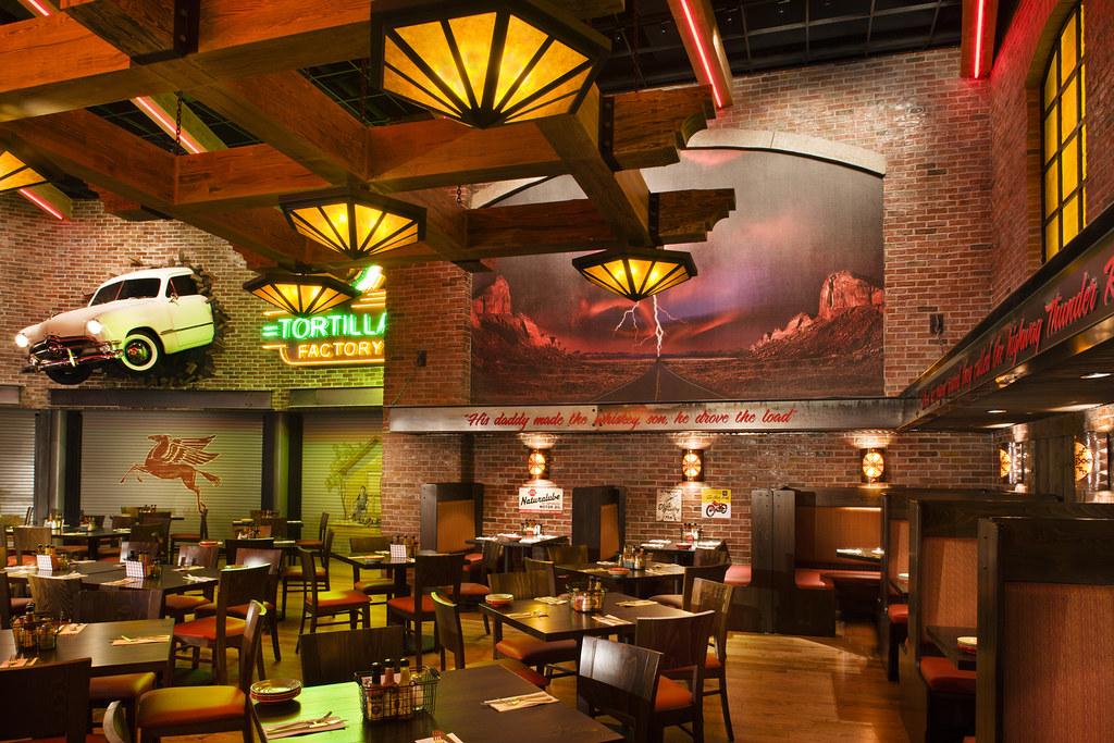 Casino Restaurant Design