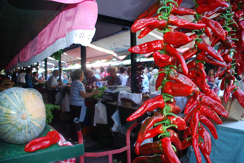 San Lorentzoko aoka - Mercado de san Lorenzo