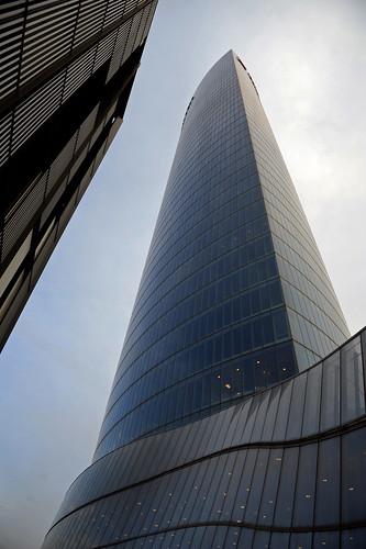 La Torre Iberdrola II. Bilbao