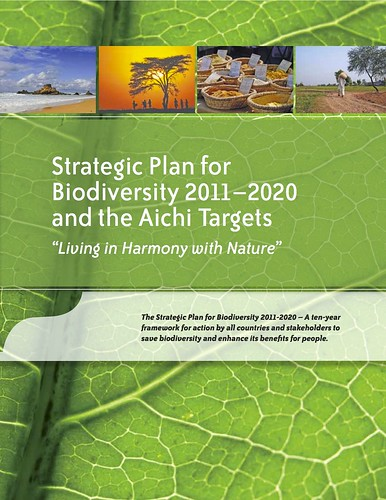 Strategic Plan for Biodiversity 2011-2020 and the Aichi Targets