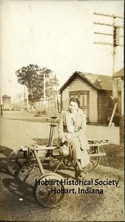 Near the Nickel Plate Depot, ca. 1920