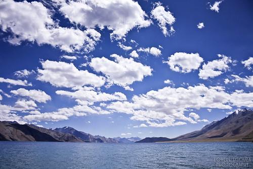 Pangong Tso, Ladakh (Pangong Lake)