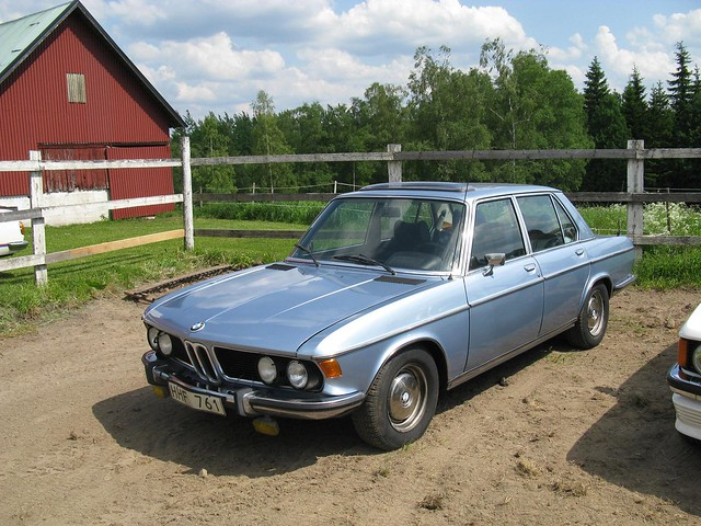 BMW 3.0 S E3 | Flickr - Photo Sharing!