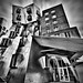 Stata Center in B&W