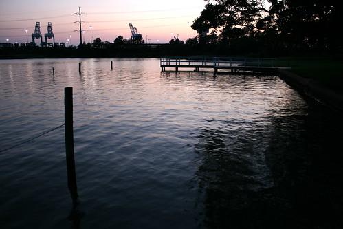 water pier dock chesapeakebay