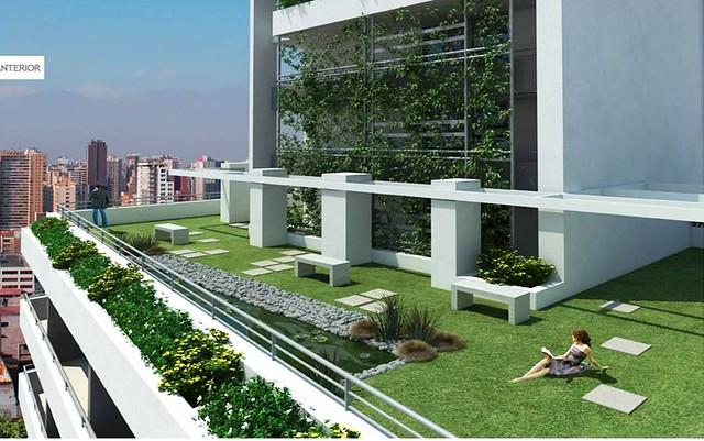 Proyecto arquitectura del paisaje edificio san francisco for Arquitectura del paisaje