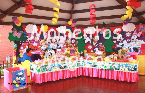 Decoracions De Baby Shower Mickey Mouse