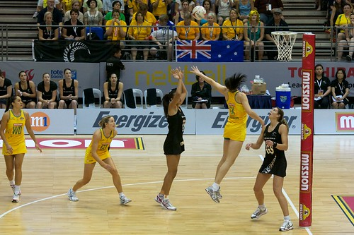 Mission World Netball Championships 2011 by ronang