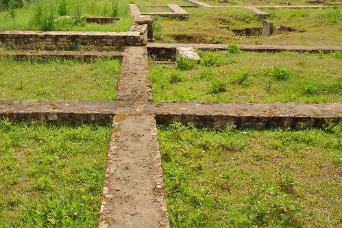 Titelberg ruins
