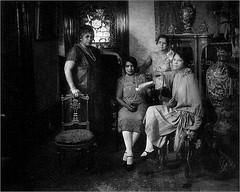 James VanDerZee, Society Ladies, 1927