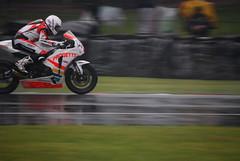 Honda tt legends, One of the Padgetts Honda Superstock 1000 riders