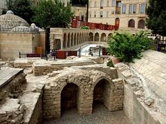 Баку. Древняя рыночная площадь