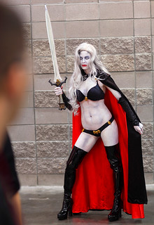 Lady Death 2011 Phoenix Comic-con