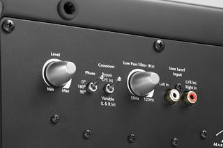 700W Controls
