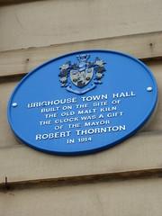 Photo of Blue plaque № 7500