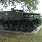 M44 155mm Self Propelled Howitzer