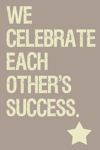 We Celebrate
