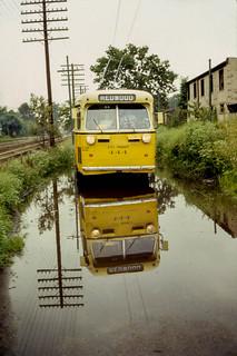 19680804 13 City Transit Lines 444 Dayton, OH