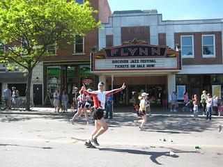 Burlington 2008 - mid-run