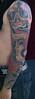 Japones braço Tattoo por Rogério
