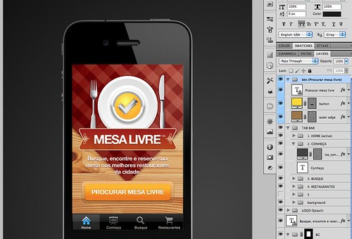 New iPhone APP in progress...