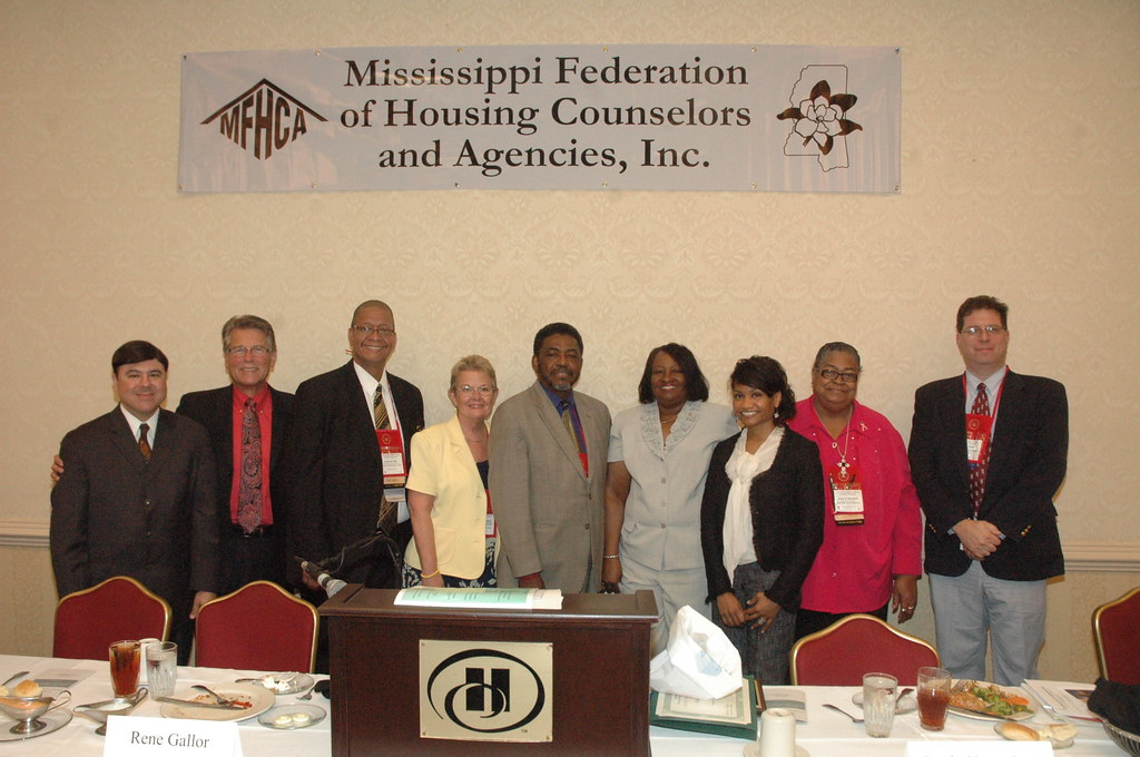 NCRC's Robert Strupp, at the 17th Annual Conference of the National Association of Housing Counselors and Agencies