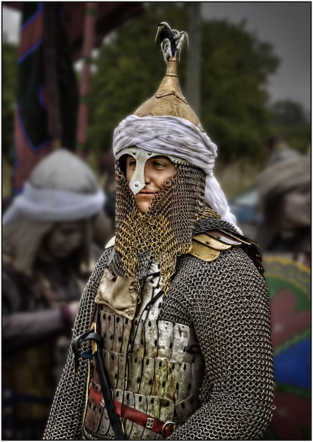 Saracen Warrior | Armour and Armoury | Pinterest