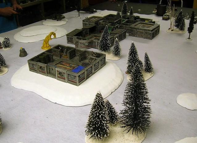 Factory Environs