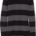 170779Claudia Schiffer - Striped merino wool-blend sweater dress NET-A-PORTER