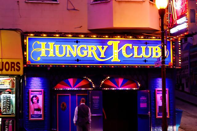 Strip club in sf
