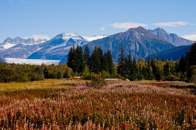 Mendenhall Glacier Juneau Alaska Flickr Photo Sharing