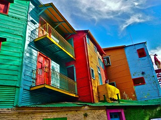 La Boca, Buenos Aires (Photo by Marissa Strniste, CC-BY)
