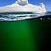 Iceberg - Little Bay Islands (Newfoundland), Canada by James R.D. Scott