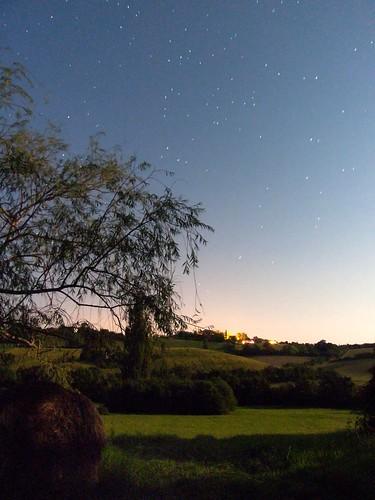 longexposure sky night stars lumix nuit etoiles fz28