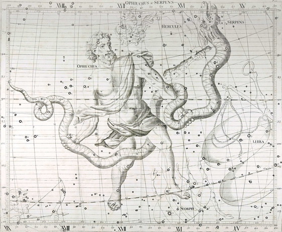 Ophiuchus & Serpens