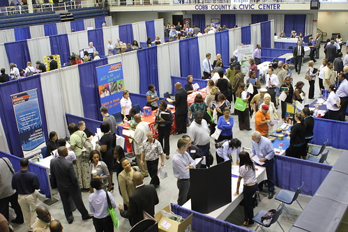 Career Expo 20110928 011 | by City of Marietta, GA