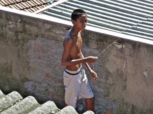 santa marta favela s boys flickr   photo sharing