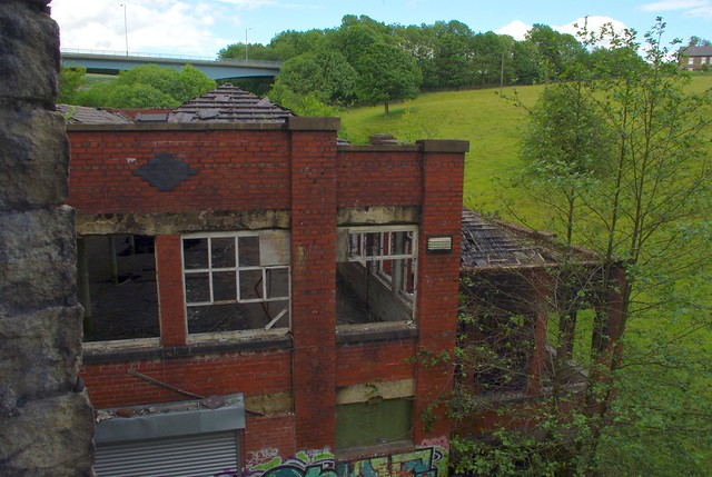 Rosebank Mill, Ramsbottom
