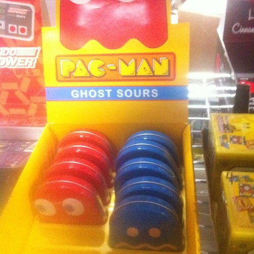 Pac-Man Ghost Sours!