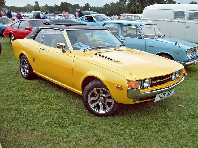 433 toyota celica coupe 1970 75 flickr photo sharing. Black Bedroom Furniture Sets. Home Design Ideas