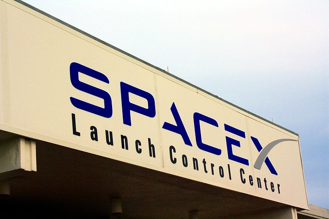 spacex launch control center - photo #24
