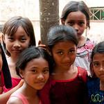 Indigenous Girls - Rangamati, Bangladesh